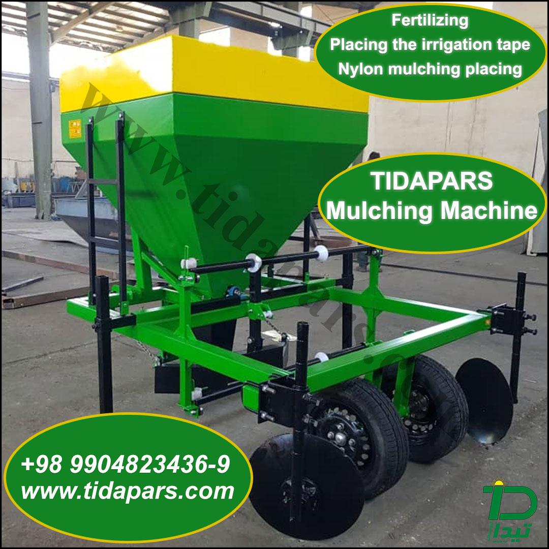 آلات زراعية متعددة الأغراض