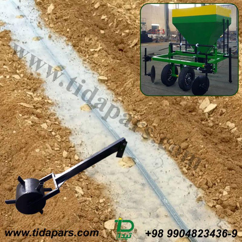 آلات زراعية متعددة الأغراض لزراعة الخضروات