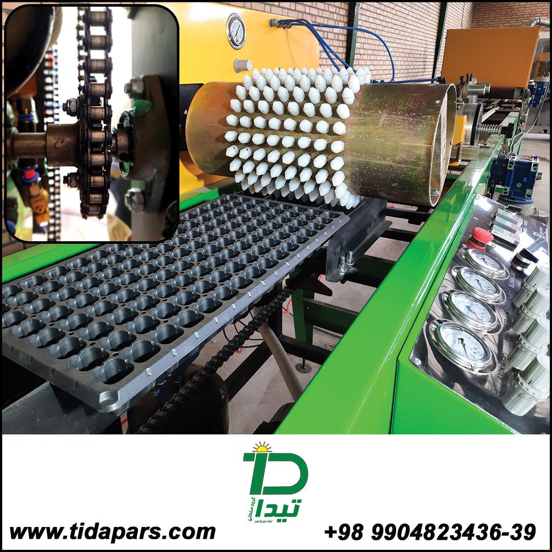 هذه الآلة سهلة الاستخدام للغاية، متعددة الاستعمالات، قوية ومقاومة
