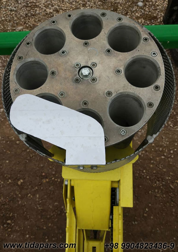 ماشین نشاکار زراعی